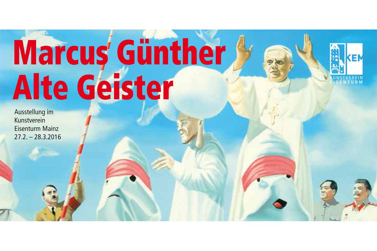 Macus Günther: Alte Geister