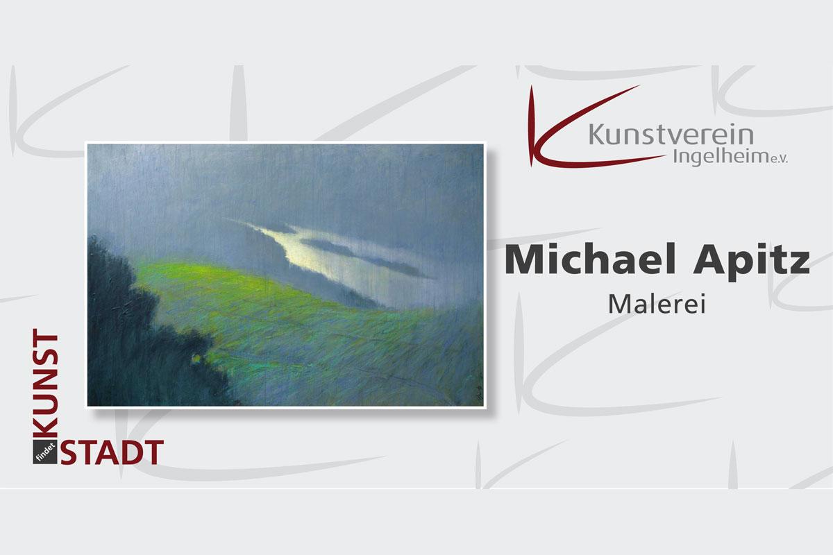 Ausstellung Michael Apitz, Kunstverein Ingelheim