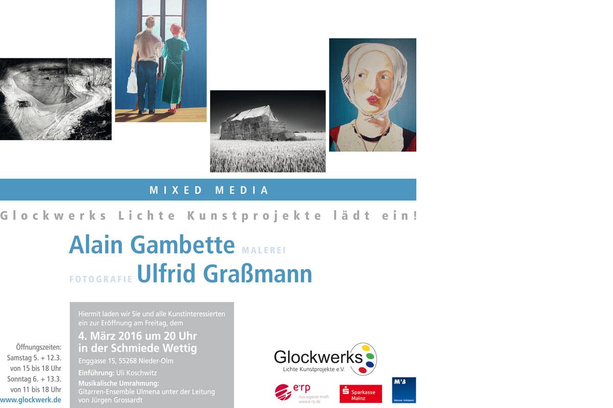 Alain Gambette und Ulfried Graßmann