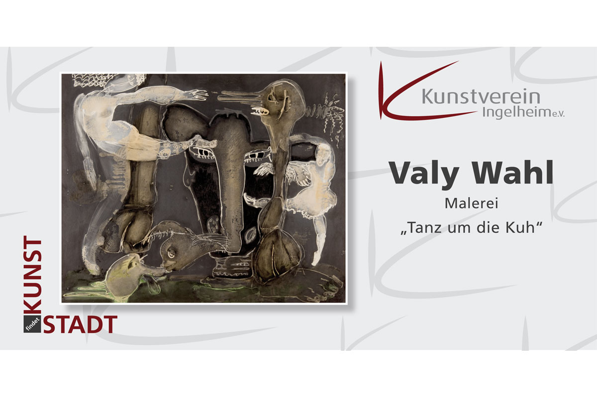 Valy Wahl: Tanz um die Kuh