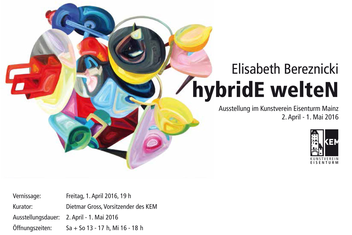 Elisabeth Bereznicki: hybridE welteN