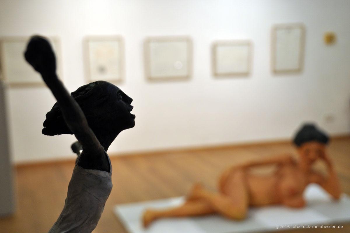 Ausstellung Hans Scheib