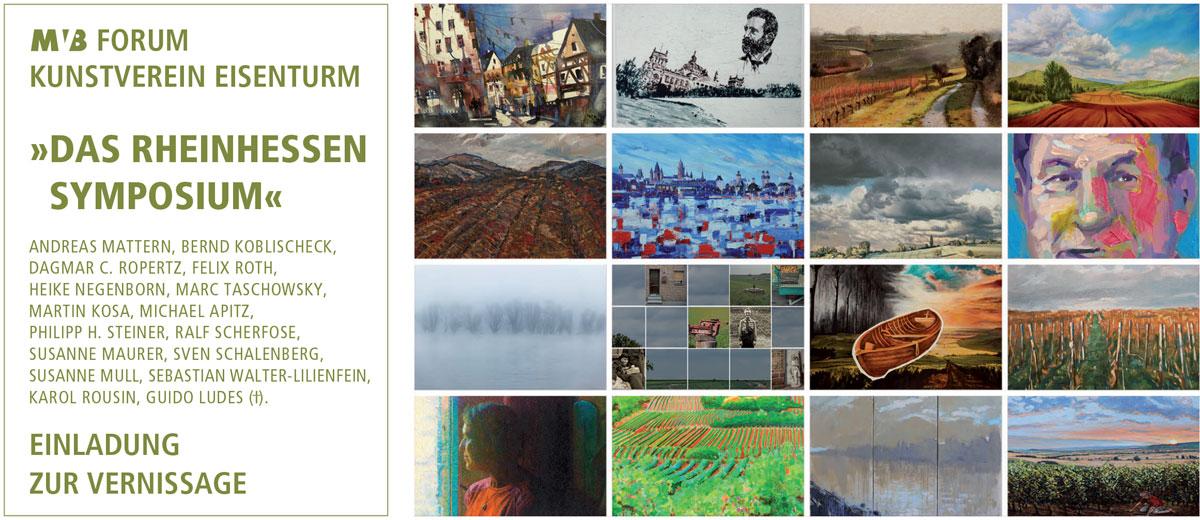Das Rheinhessen Symposium, MVB Forum Mainz