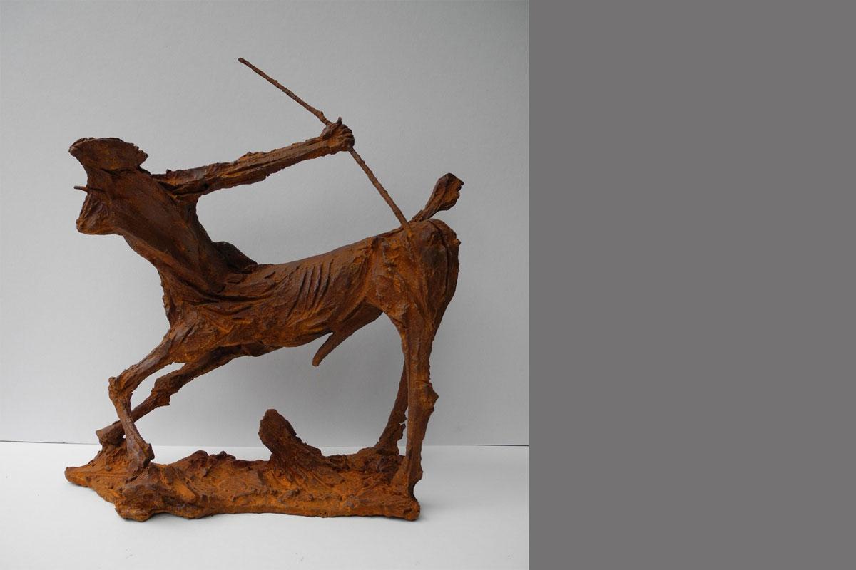 Gert Duttenhoefer in der Galerie Mainzer Kunst in Mainz