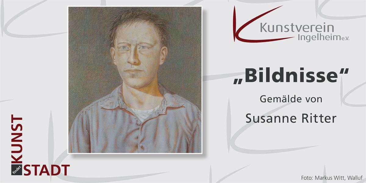 """Susanne Ritter """"Bildnisse"""""""