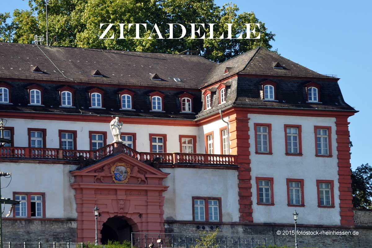 Zitadelle Mainz (Foto: fotostock-rheinhessen.de)