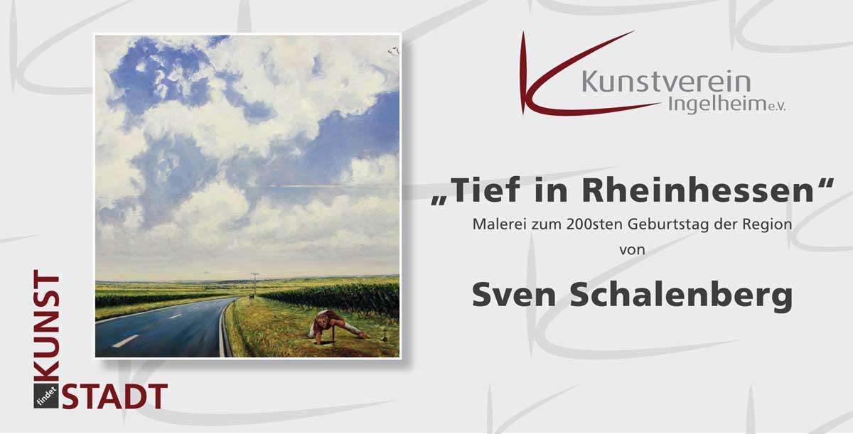 Sven Schalenberg: Tief in Rheinhessen