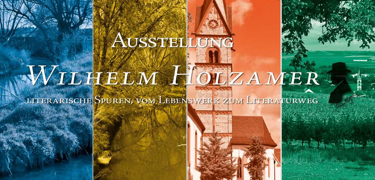 Ausstellung Wilhelm Holzamer