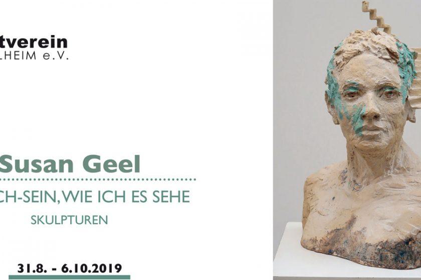 Susan Geel: Mensch-Sein, wie ich es sehe   Skulpturen
